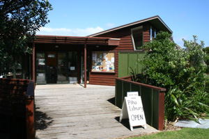 The Piha Community Library